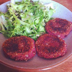 Recette Croquettes de légumes [sans gluten & vegan]