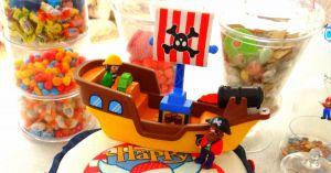 Recette Gâteau Pirate