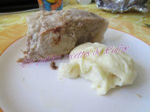 Recette Rouelle de porc au pamplemousse
