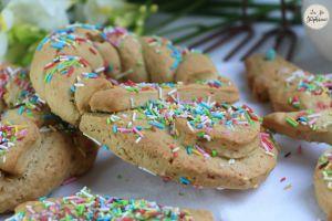 """Recette Vegan des """"scarcelle pugliese"""", biscuits de Pâques des Pouilles"""