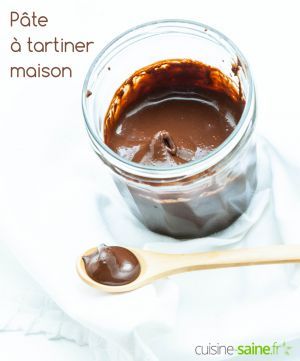 Recette Pâte à tartiner maison – idée de cadeau gourmand
