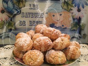 Recette Biscoitos de Amêndoa / Bicuits aux Amandes