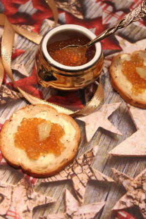 Recette Faux caviar (recette vegan)