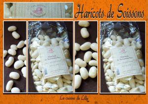 Recette Haricots de Soissons
