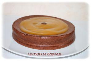 Recette Cheesecake de Dordogne au chocolat noir