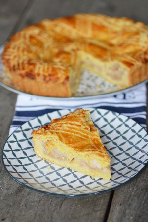 Recette Pommé (gâteau breton aux pommes)