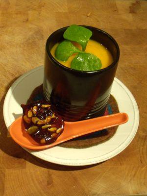 Recette Soupe comme au moyen-age (ou soupe des pauvres)