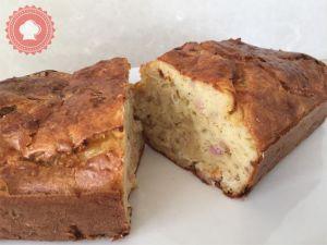 Recette Cake au camembert et lardons