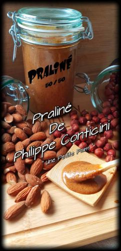 Recette Praliné De Philippe Conticini