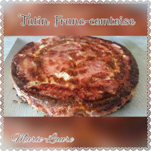 Recette Tatin Franc-Comtoise
