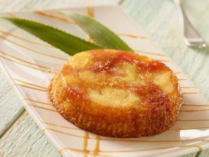 Recette Gâteau renversé à l' ananas