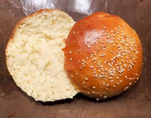 Recette Pain Burger «Buns»