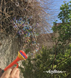 Recette Jouets à bulles