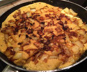 Recette Frittata (ou Tortilla) Végétale