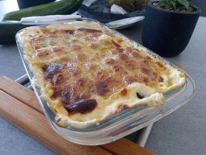 Recette Ravioles aux courgettes & parmesan