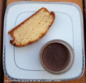 Recette Gâteau au yaourt maison au lait concentré sucré