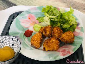 Recette Nuggets de poulet de Nathan Scott