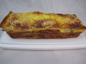 Recette Croque cake végétarien