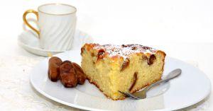 Recette Gâteau Moelleux aux Dattes