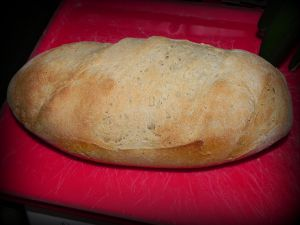 Recette Pain dans le moule à pain lekué