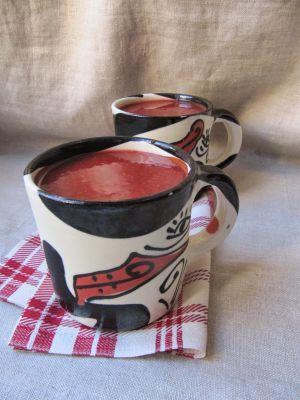 Recette Soupe à la betterave