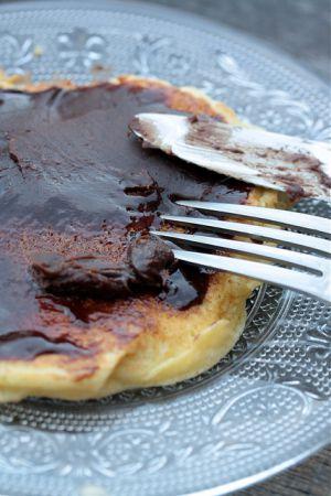 Recette Pâte à tartiner chocolat/noisettes