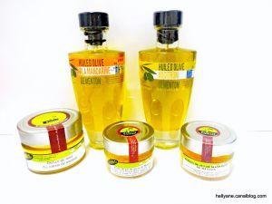 Recette Très beau colis de - au pays du citron de menton