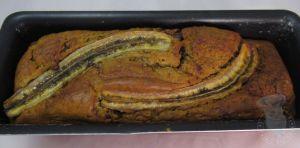 Recette Banana bread spéculoos chocolat
