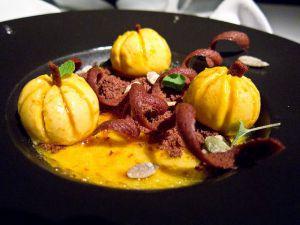 Recette Mousse à la citrouille, au miel et aux épices Rosh Hashana (cuisine juive)