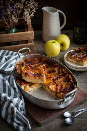 Recette Clafoutis aux pommes