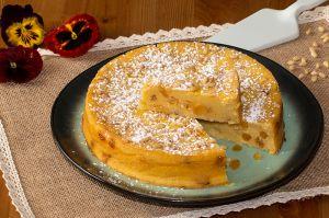 Recette Gâteau de Polenta
