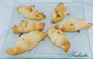 Recette Mini croissants citron-amandes  tour en cuisine n°382