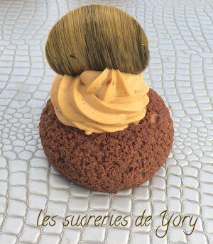 Recette Chouchou Chocolat-Praliné