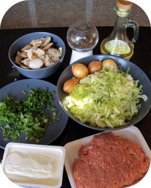Recette Soupe complète au Fromage frais