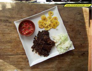 Recette Boeuf aux haricots noirs façon Caraïbes