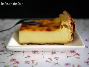 Recette Flan Pâtissier *Cake Factory*