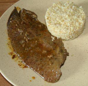 Recette Cœur de bœuf au gros sel des Pays de Vie saveur Berbère