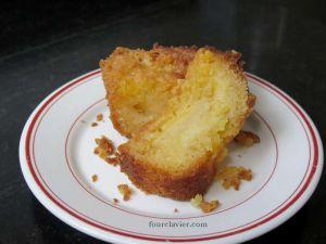 Recette Gâteau gourmand aux pommes