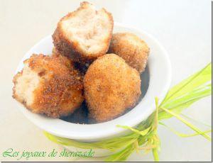 Recette Nuggets au poulet
