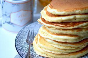 Recette Pancakes au buttermilk (babeurre, lben)
