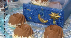 Recette Sablés ettaj – sablés la couronne au chocolat