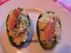 Recette Avocats créoles