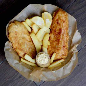 Recette Royaume Uni : Fish & Chips