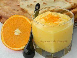 Recette Orange curd (crème à l'orange) Vous connaissez