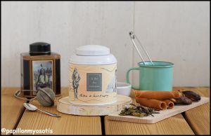 Recette The des ecrivains antoine de saint-exupéry [#pause #tea #teatime #madeinfrance]