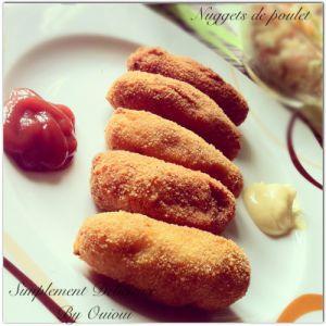 Recette Nuggets de poulet (2)