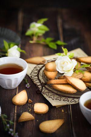 Recette Biscuits sablés à la cannelle et à la cardamome