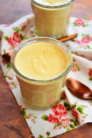 Recette Crème cappuccino