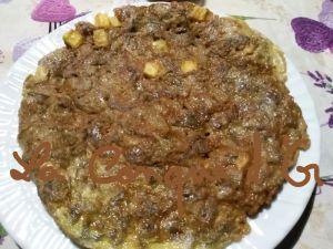 Recette Frittata aux artichauts et pommes de terre