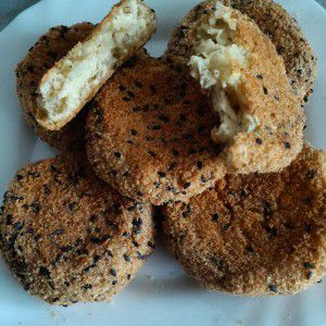 Recette #vegan Croquettes de tofu